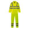 Hi-Vis overall type E042 yellow