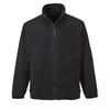 Fleece jacket F400 black size XS