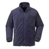 Fleece jacket F400 navy blue size XS