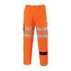 Orange RT50 raincoat