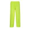 Portwest Rain Trousers Yellow S