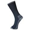 Work Sock - Triple Pack Black 39-43