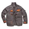 Contrast jacket TX10 grey size S