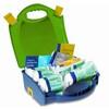 First Aid Kit - BS8599-1 in Integral Aura Box Green