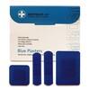 Dependaplast Blue Plasters Sterile Ass Bx100