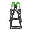 H-Design 2-point harness mating web loops S