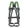 H-Design Duraflex 2-point harness auto 2 loops