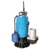 Submersible pump HS site drainage