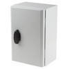 Wall mounting enclosure, steel, S3D