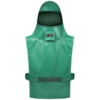 Chemmaster CMH10 Protective Hood with Double Visor System