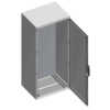 Compact enclosure with mounting plate Spacial SM 1800X1000X400mm