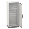 Compact enclosure with mounting plate Spacial SM 1800X800X500mm