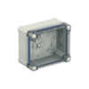 Industrial Box ABS High Transparent cover IP66 241X194X107mm