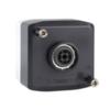Control Station XALD Dark Grey Stop Function 1 Flush pushbutton