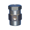 "Vacuum Breaker RPVC Stainless Steel Body BSPT 40 Bar 1/2"""
