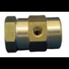 "Vacuum Breaker RPVO Brass Body BSPT 16 Bar 1/2"""