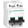 Miniature circuit breaker ACTI9 C60 IC120H 2P 80A C