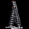Multifunctionele ladder MOUNTER, 2- of 3-delig