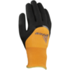 Handschoen ActivArmr® 97011 zwarte en oranje hi-viz™