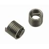 Thread insert for spark plugs, metric