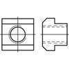 DIN508 Opspan T-moer Staal 10.9