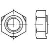 DIN929 Lasmoer zeskant Roestvaststaal (RVS) A2