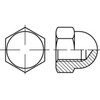 DIN1587 Hex domed cap nut high form Stainless steel A2