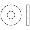 DIN6340 Scheibe für Spannzeuge Stahl phosphatiert