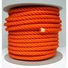 Corde de polyéthylène, orange