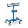 Trépied roulant, charge 150 kg, avec rouleau de manutention - Fetra art.  3191
