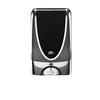 Distributeur TouchFREE Ultra noir chromé 1,2L TF2CHR