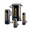 RAC series, single-acting aluminum cylinders