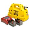 XC series, hydraulic battery pump