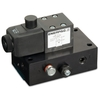 3/2 Electric Valve VE32 Solenoid W/Penda