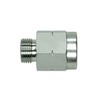 Snijringkoppeling manometer koppelingen RVS MVSNPT M+D