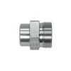 Snijringkoppeling rechte laskoppeling (zonder moer en snijring) ASVL -M+D RVS-316TI
