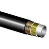 Kunststof slang , 1 staal inlagen + 1 textiel inlagen (aramide), pinpricked