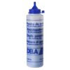 Blauer Talkumpuder Typ Nr. DELA.3404.00
