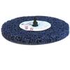 Clean & Strip Blue schijven met fiber onderlaag 115 x 22 mm