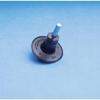Roloc+ Halter Nr.3 ZR-AC Ø 50 x 6 mm stift
