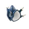 Respirator reusable half mask 4000 series