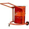 Mobiele vatenwagen DM-365 veilige werklast 365 kg