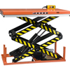 Double-scissor lift table, stationary, HSD 400VAC