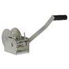 Galvanized hand winch DL