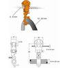Câble acier PVC-RKW 10-22mm