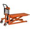 Heftafel/palletwagen HC-50 draaglast  500 kg
