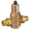Overflow valve valve fig. 1160 series 630mGFO bronze external thread