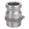 Cam & Groove ERITITE adapter type F aluminium