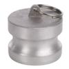 Cam & Groove ERITITE plug type P aluminium