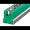 Profiel Multilene PE-MR Groen CK 1/2x1/4 g=12,8 2000mm